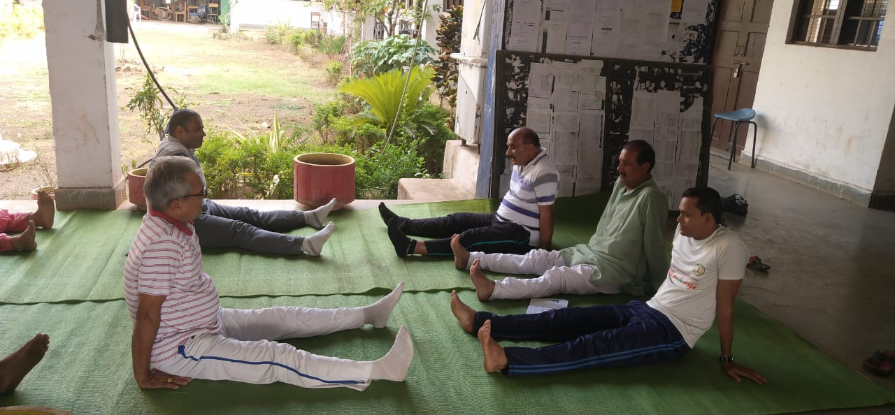Internationa Yoga Day 21/06/2019